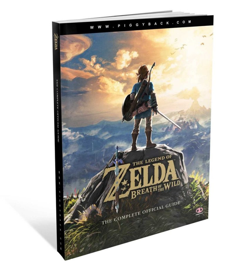 legend of zelda breath of the wild complete official guide pdf
