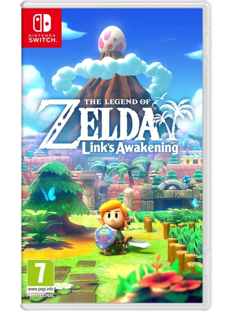 Image of   The Legend Of Zelda: Links Awakening - Nintendo Switch
