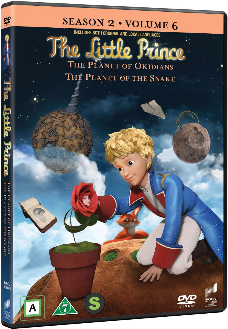Image of   Den Lille Prins - Sæson 2 - Vol. 6 - DVD - Film