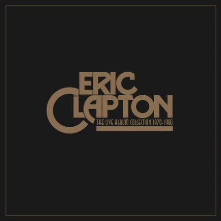 Eric Clapton - The Live Album Collection - Vinyl / LP