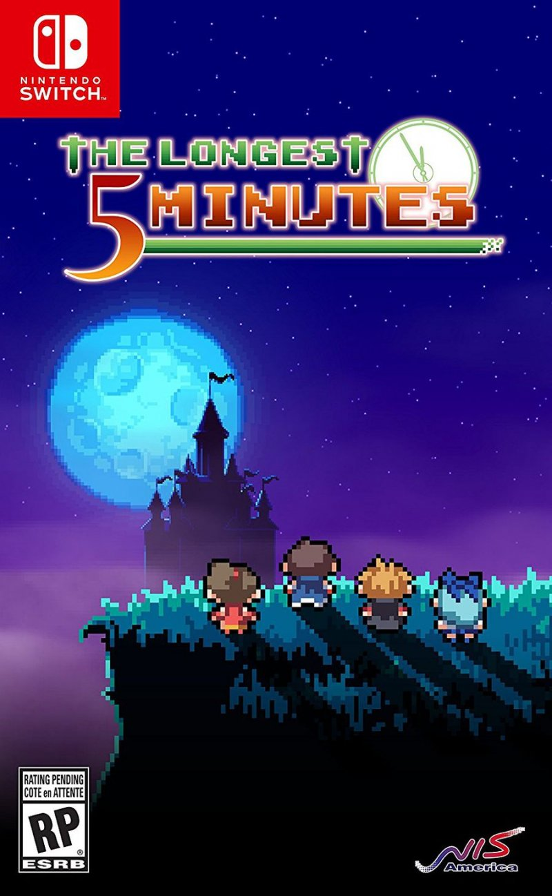 The Longest Five Minutes - Nintendo Switch