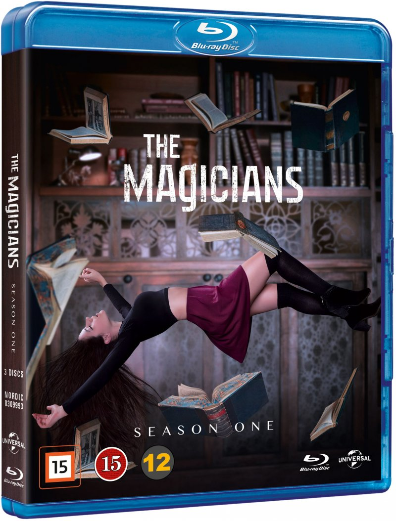The Magicians - Sæson 1 - Blu-Ray - Tv-serie