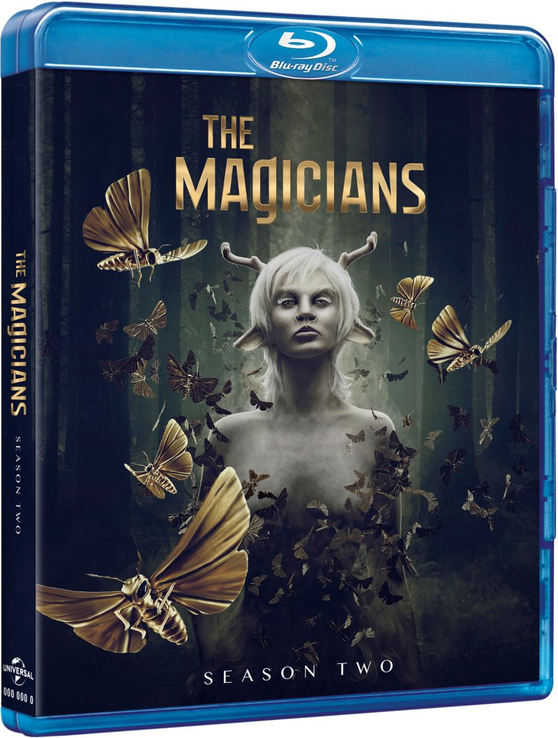 The Magicians - Sæson 2 - Blu-Ray - Tv-serie
