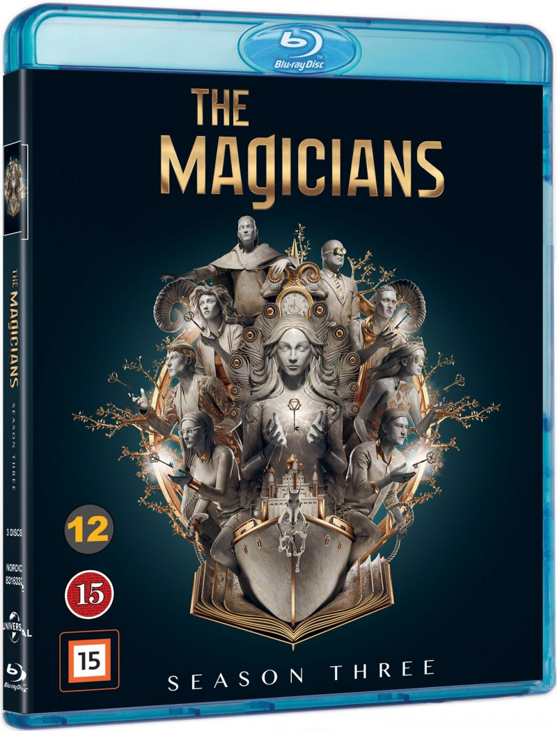 The Magicians - Sæson 3 - Blu-Ray - Tv-serie