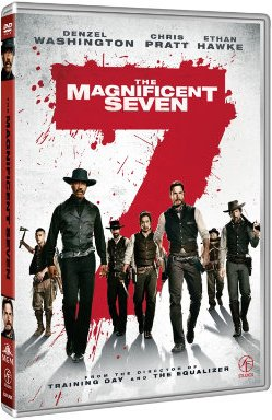 The Magnificent Seven - DVD - Film