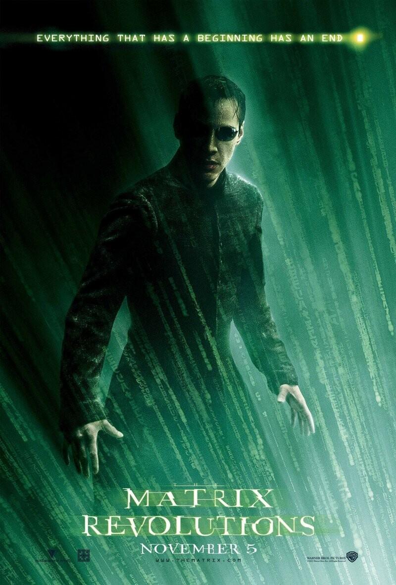 Image of   The Matrix 3 - Revolutions - 4K Blu-Ray