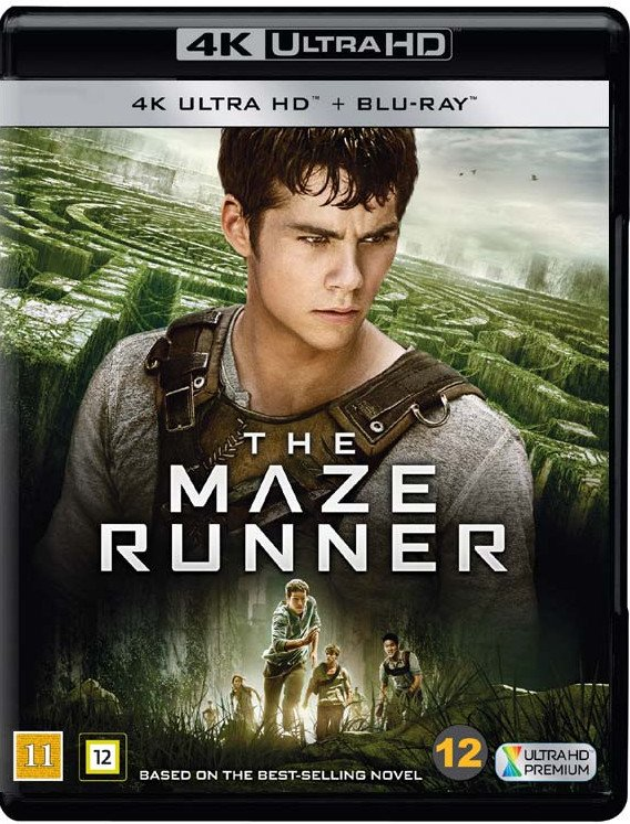 Image of   The Maze Runner - 4K Blu-Ray
