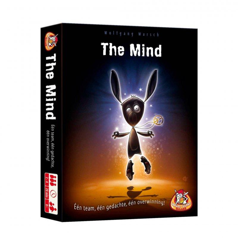 The Mind - Brætspil På Engelsk