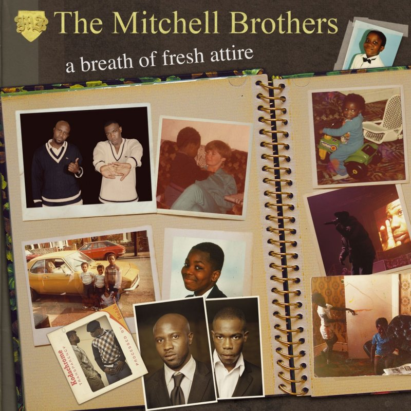 Image of   The Mitchell Brothers - A Breath Of Fresh Attire - CD