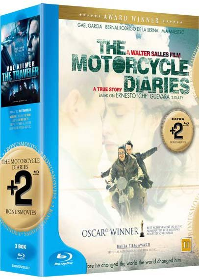 Image of   The Motorcycle Diaries // The Hunting Party // Crouching Tiger Hidden Dragon - Blu-Ray