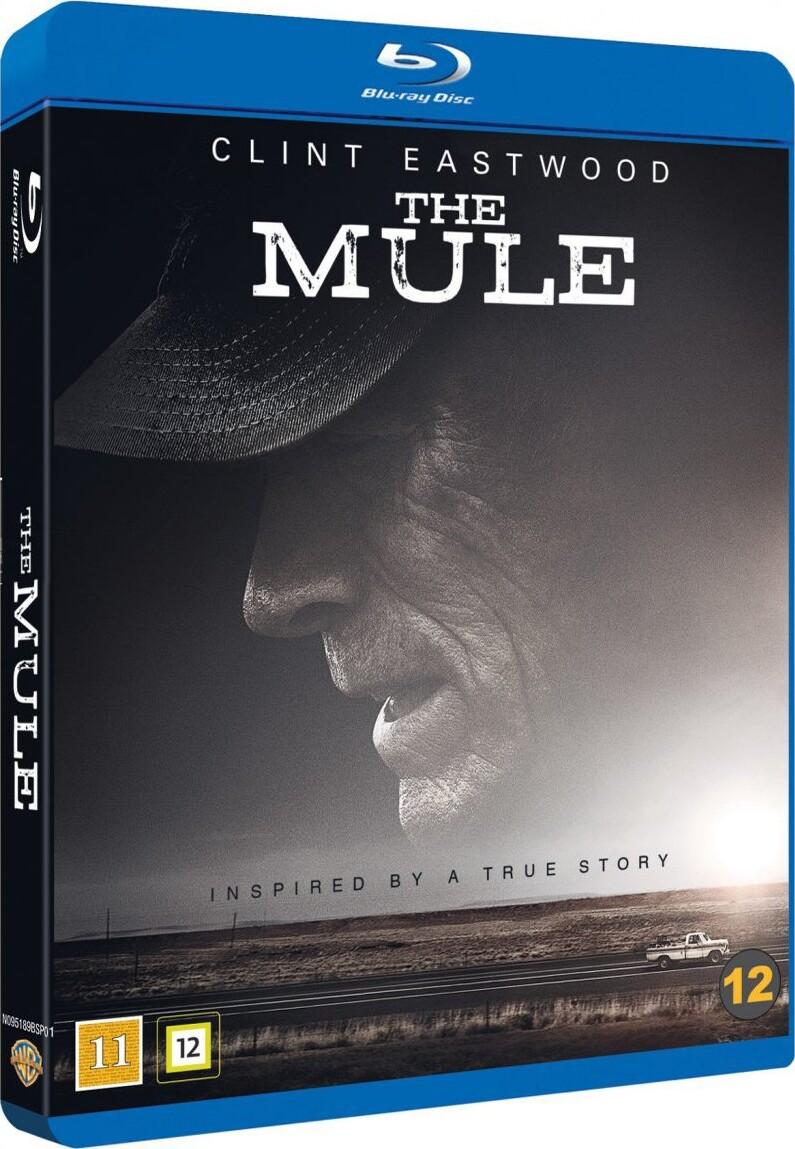 The Mule Clint Eastwood 2018 Blu Ray Film K 248 B