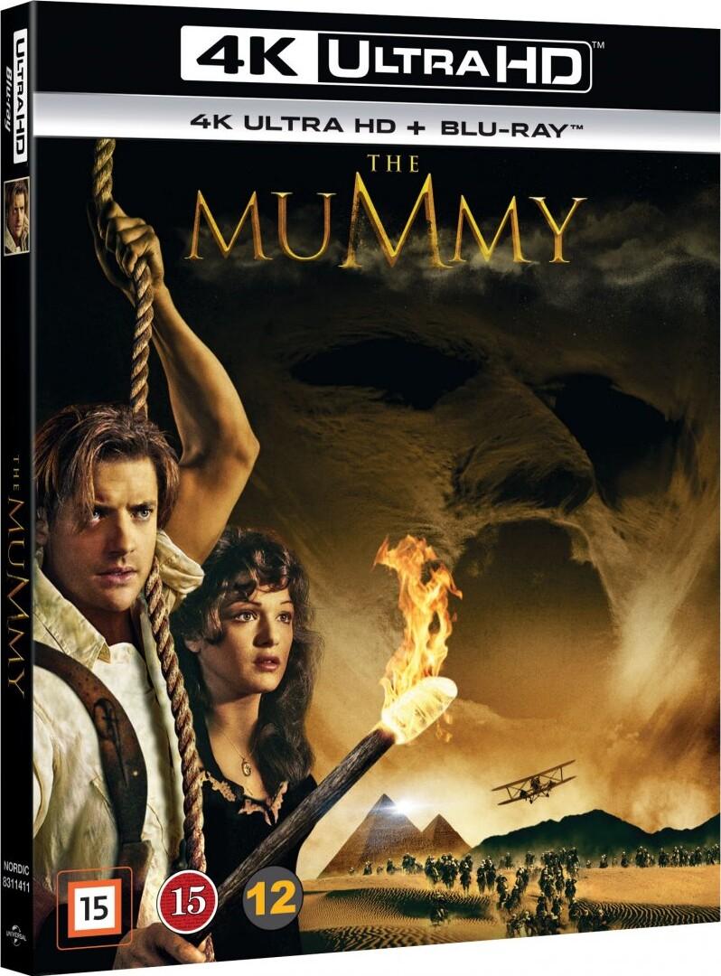 Image of   Mumien / The Mummy - 4K Blu-Ray