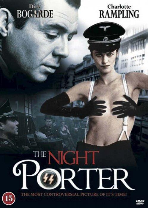 The Night Porter - DVD - Film