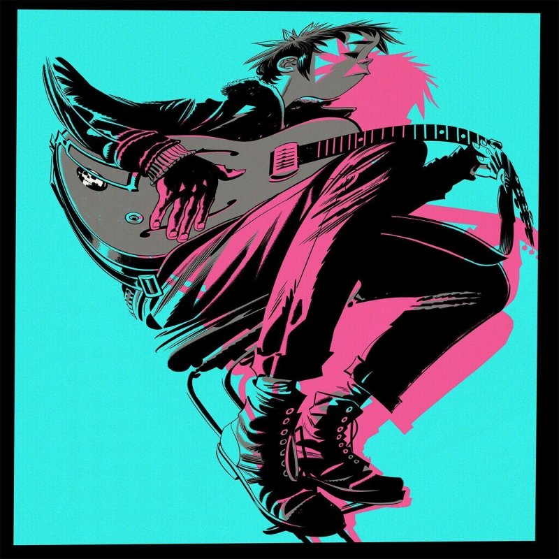 Image of   Gorillaz - The Now Now - CD