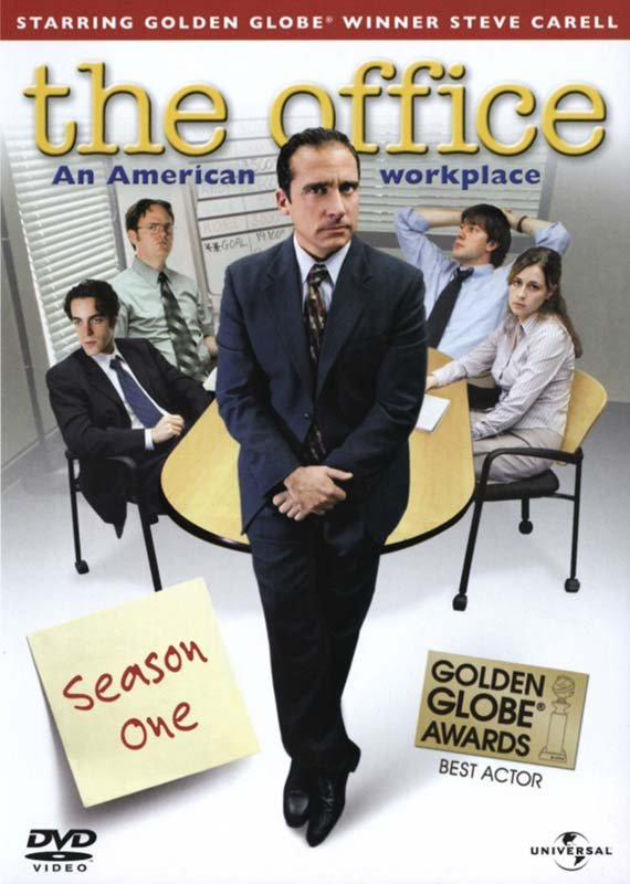 The Office - An American Workplace - Sæson 1 - DVD - Tv-serie
