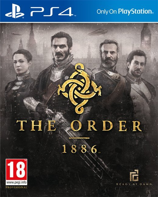Image of   The Order - 1886 - PS4