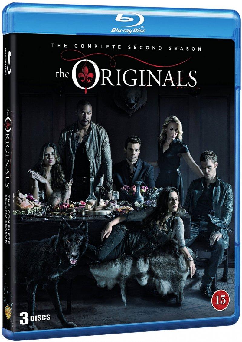 The Originals - Sæson 2 - Blu-Ray - Tv-serie