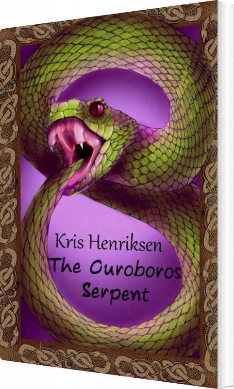 Image of   The Ouroboros Serpent - Kris Henriksen - Bog