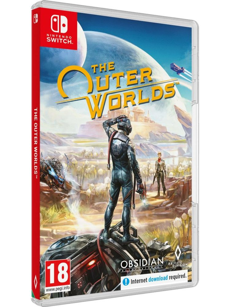 Image of   The Outer Worlds - Nintendo Switch