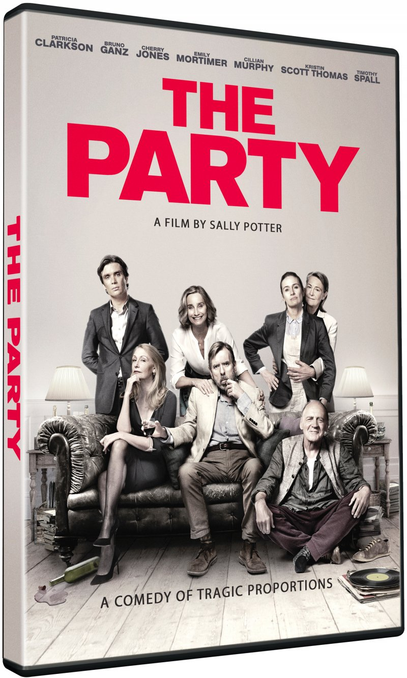 Image of   The Party - DVD - Film