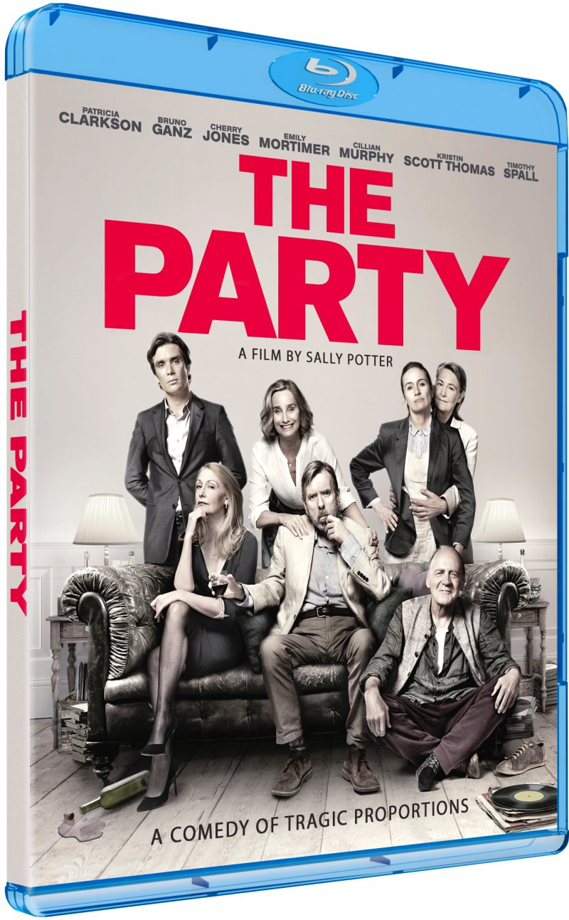 Image of   The Party - Blu-Ray