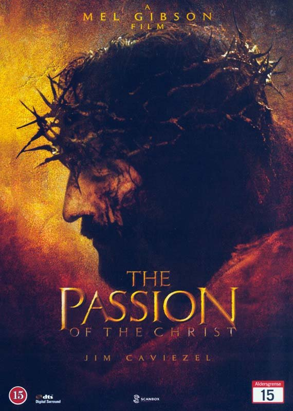 The Passion Of The Christ - DVD - Film