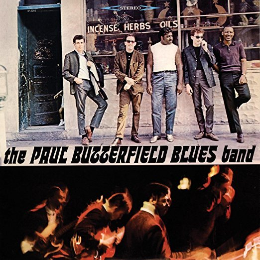 Image of   The Paul Butterfield Blues Band - The Paul Butterfield Blues Band - Vinyl / LP