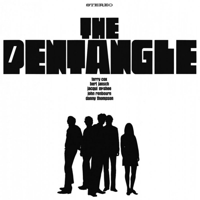 The Pentangle - The Pentangle - Vinyl / LP