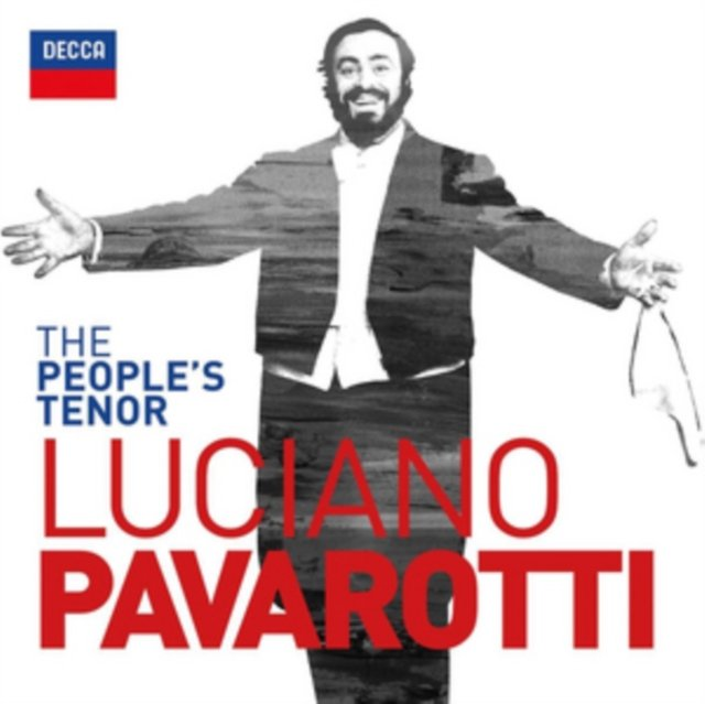 Image of   Luciano Pavarotti - The Peoples Tenor - CD