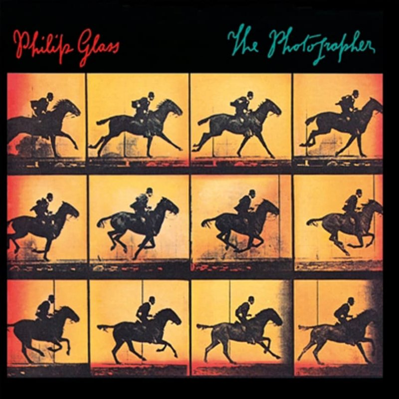 Philip Glass - The Photographer - Vinyl / LP