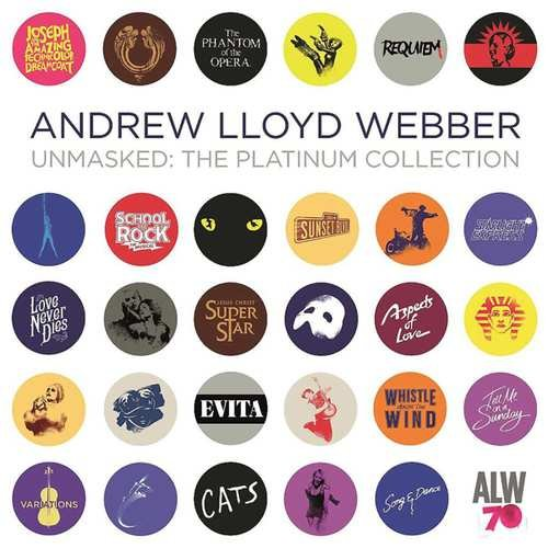 Image of   Andrew Webber Lloyd - The Platinum Collection (2-cd) - CD