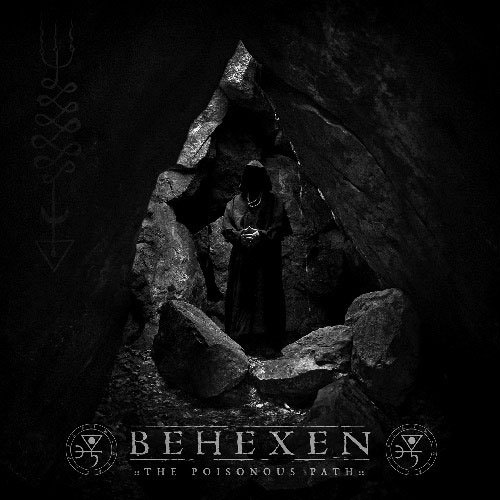 Image of   Behexen - The Poisonous Path - CD