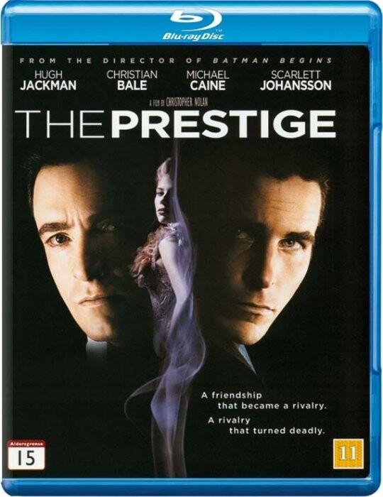 Billede af The Prestige - Blu-Ray