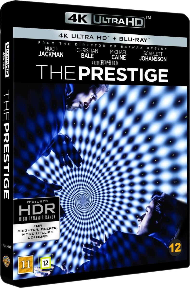 Billede af The Prestige - 4K Blu-Ray