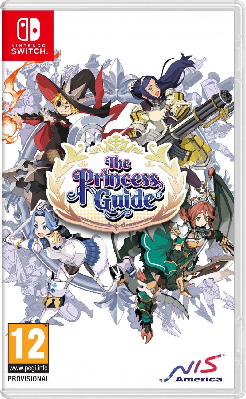 Image of   The Princess Guide - Nintendo Switch