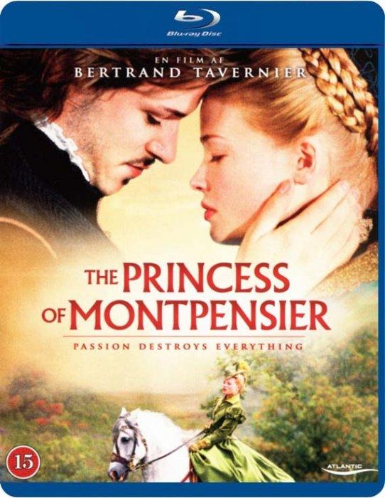 Billede af The Princess Of Montpensier - Blu-Ray