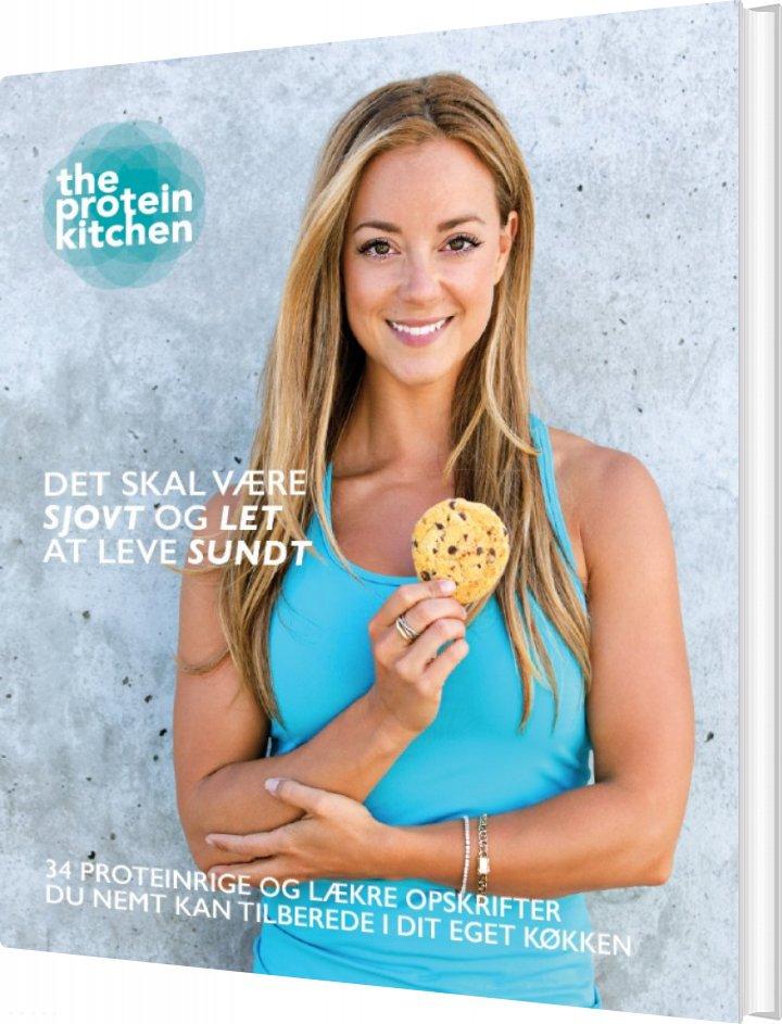 The Protein Kitchen - Cecilie Lind - Bog