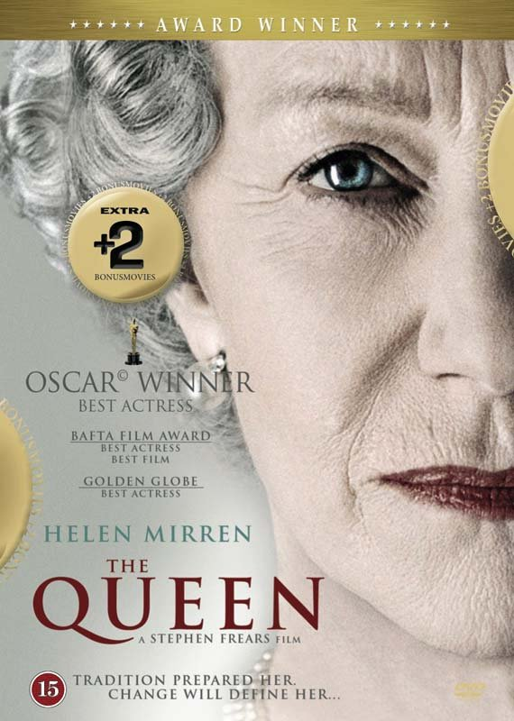 Image of   The Queen / What Just Happened / I Hate Valentines Day - DVD - Film