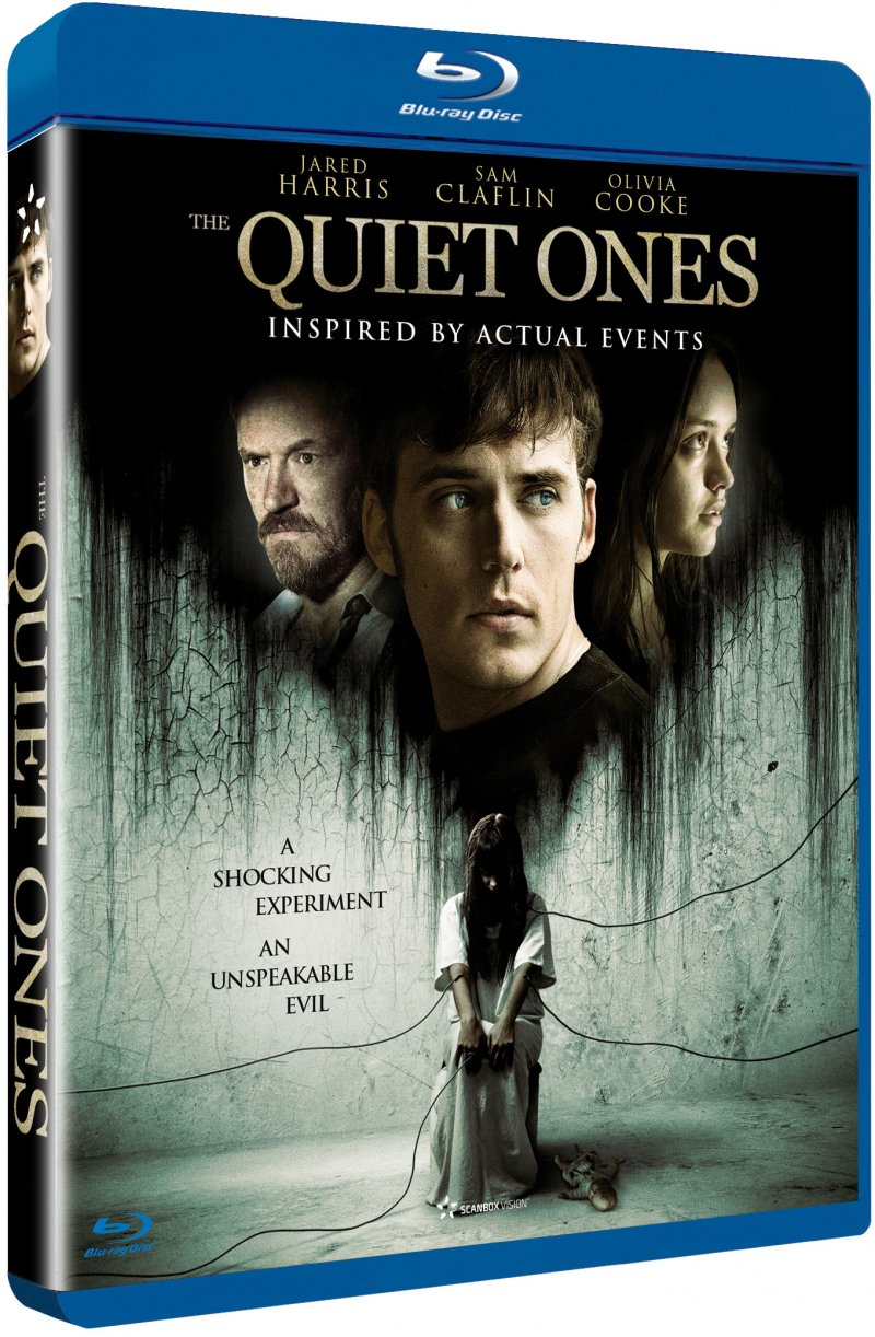 The Quiet Ones Blu-Ray Film → Køb billigt her