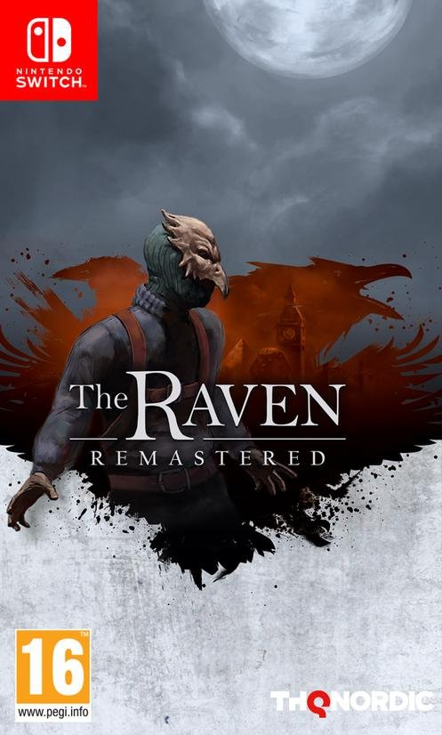 Image of   The Raven Remastered - Nintendo Switch