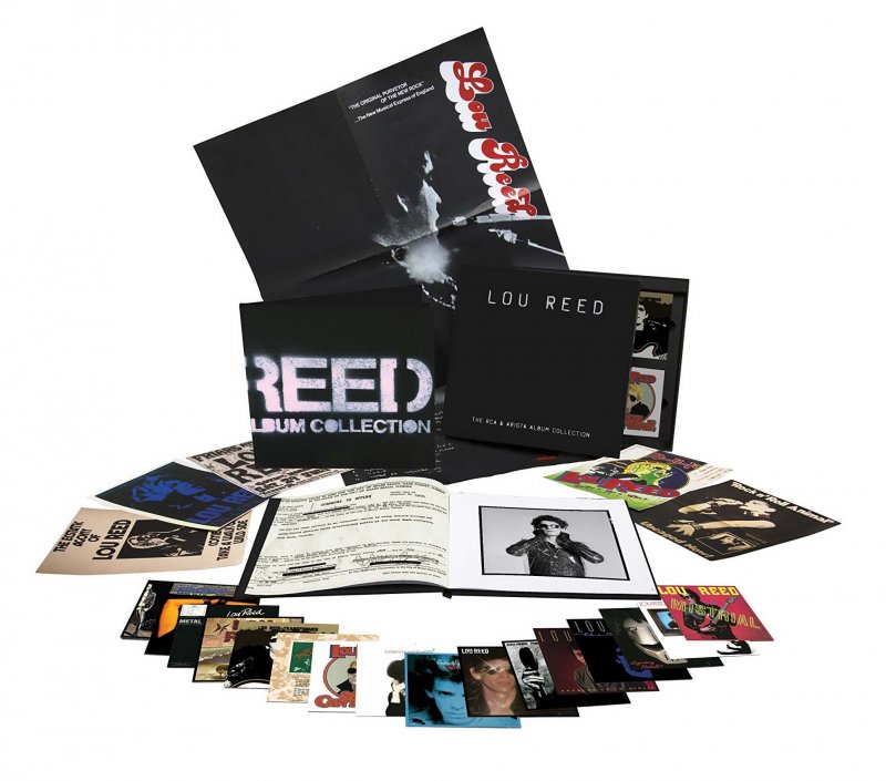 Lou Reed - The Rca & Arista Album Collection - CD