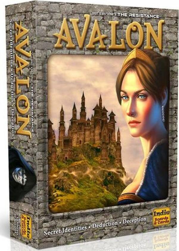 The Resistance: Avalon - Brætspil - Nordisk