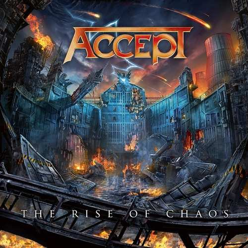 Image of   Accept - The Rise Of Chaos - Digipak - CD