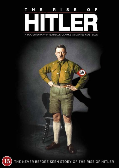 Image of   Apocalypse - The Rise Of Hitler - DVD - Film