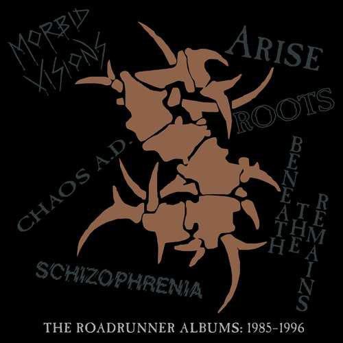 Sepultura - The Roadrunner Albums: 1985-1996 - Vinyl / LP