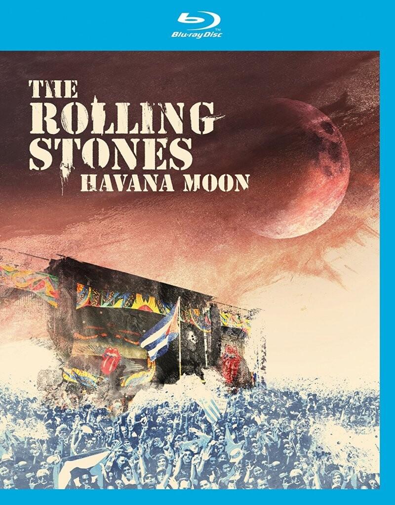 Billede af The Rolling Stones - Havannah Moon - Blu-Ray
