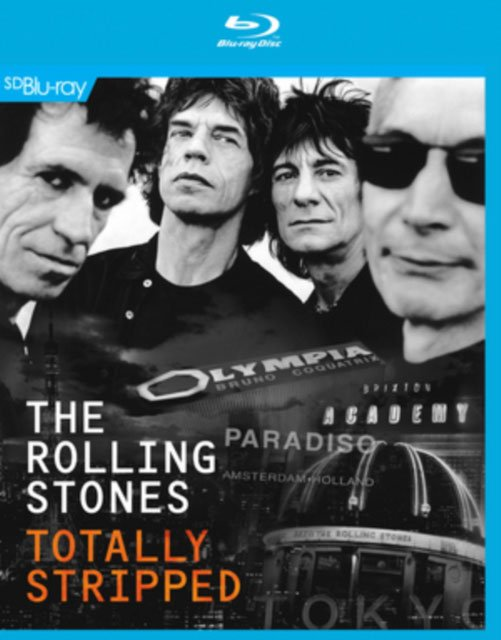 Billede af The Rolling Stones - Totally Stripped - Blu-Ray