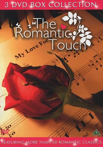 The Romantic Touch - Box Collection - DVD - Film