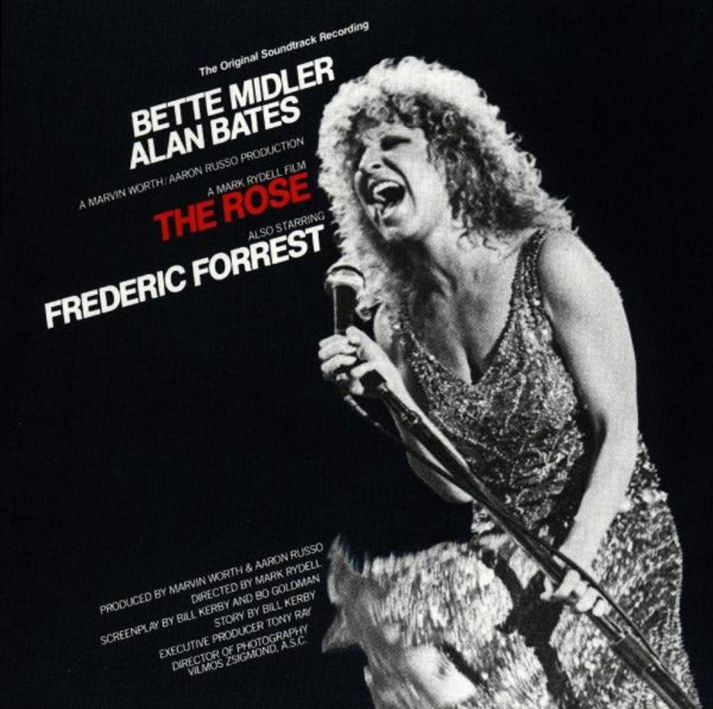 Image of   Bette Midler - The Rose Soundtrack - CD