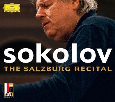 Image of   Grigory Sokolov - The Salzburg Recital 2008 - Vinyl / LP